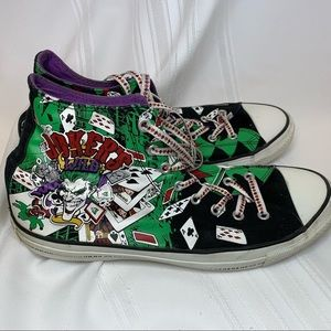 🧬 DC Comics The Joker Converse